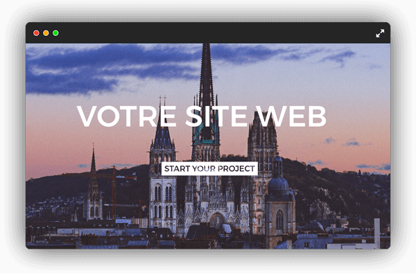 creation site internet rouen